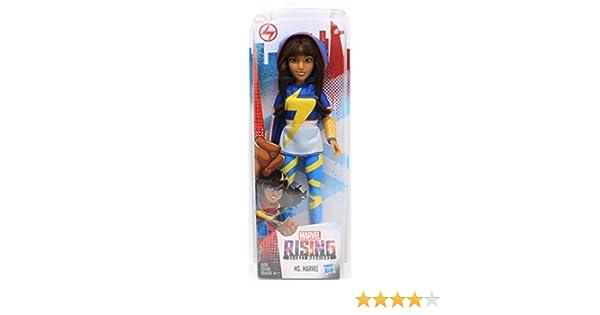 Amazon.com: Marvel Rising Secret Warriors Ms. Marvel 11