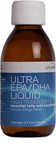 Pharmax - Ultra EPA/DHA Liquid - Promotes Healthy Mood, Joint and Cardiovascular Health* - 5.1 fl oz (150 ml) by Pharmax