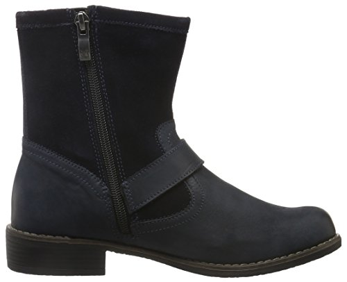 Caprice Women's 25354 Ankle Boots Blue (Ocean Comb 880) JAWSV