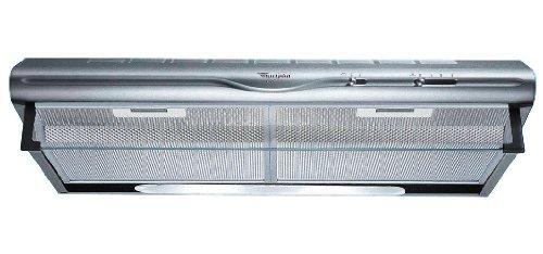 produit chaud le prix reste stable boutique pour officiel Whirlpool AKR441IX Hotte Visière Encastrable 59,9 cm Inox