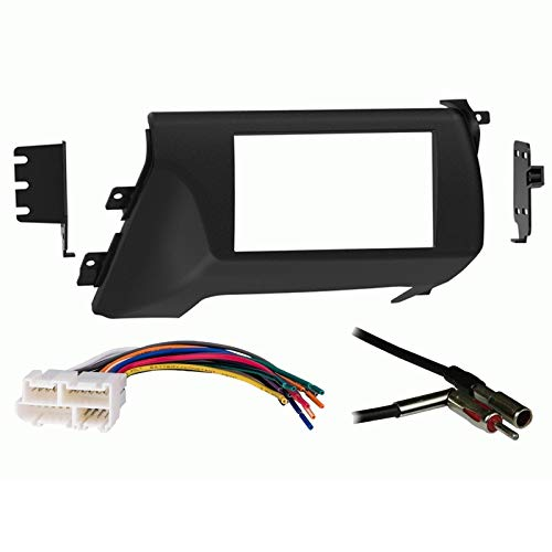- Metra 95-3009 Dash Kit for Select 1993-1996 Chevy Camaro with Harness and Antenna Adapter Combo