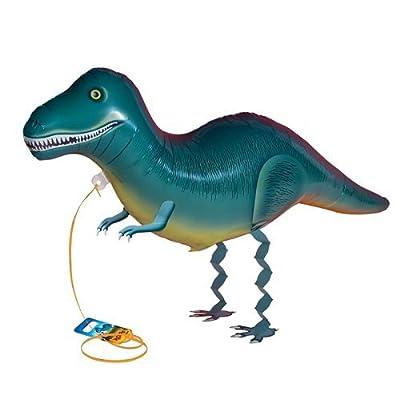 My Own Pet Balloons Tyrannosaurus: Toys & Games