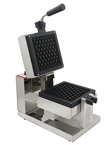 NP-935 Commercial Electric Honeycomb Beehive Waffle Machine Maker Baker Making Machine Non-stick Single Piece (110V)