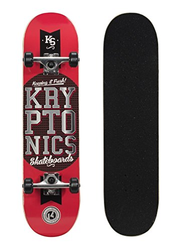 "Krypontics Pop Series 31"" Skateboard, Fresh"