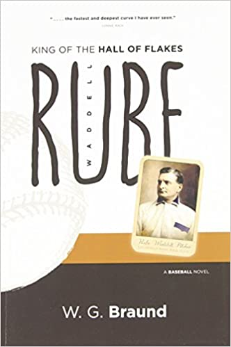 Book Rube Waddell: King of the Hall of Flakes