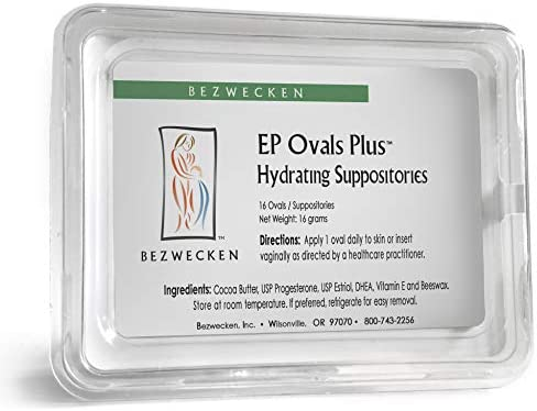 Bezwecken P Suppositories Professionally Formulated product image