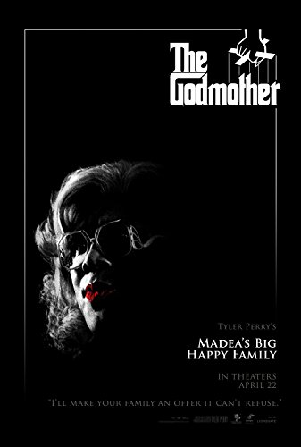 Madea's Big Happy Family 13.5x20 Inch Promo Movie Poster
