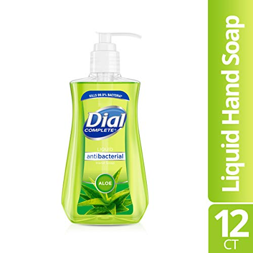 dial aloe liquid soap - 1