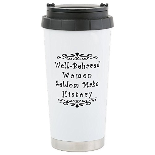 CafePress Well Behaved Stainless Insulated Tumbler