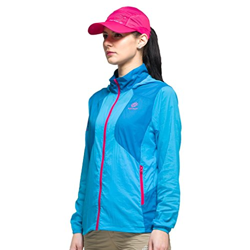 Women S Windbreaker Super Lightweight Jacket Uv Protection
