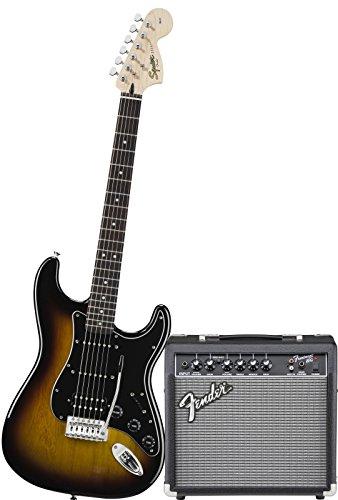 Fender Squier Affinity Strat HSS Pack I