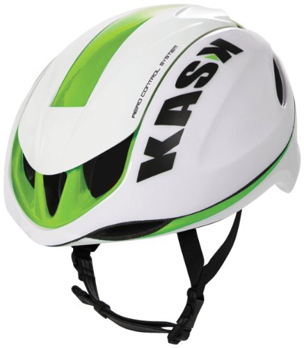 Kask Infinity Casque Bianco/Lime