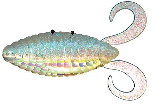 Fish Arrow(フィッシュアロー) ワーム フラッシュJフラット3.5インチ SW #141ソフトシェル/オーロラ.の商品画像