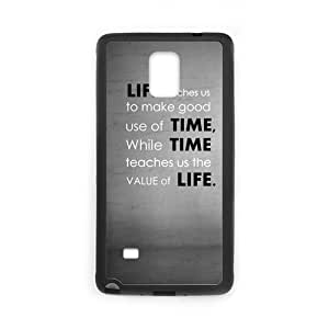 Unique And Diy Note4 Case Design Time Of Life Samsung Galaxy Note 4