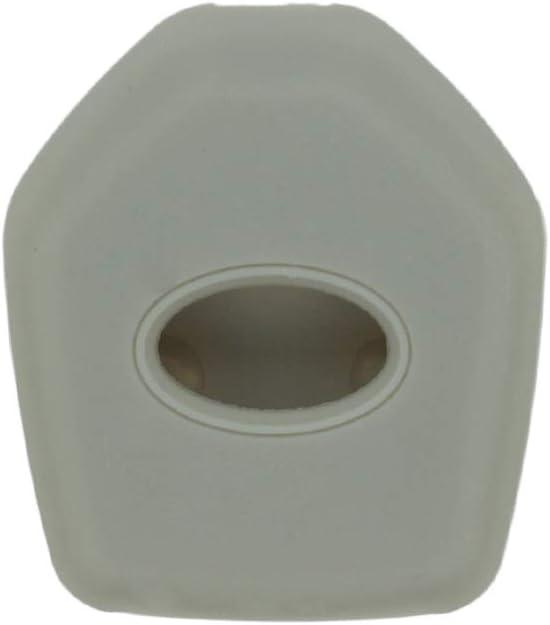 SEGADEN Silicone Cover Protector Case Skin Jacket fit for SUBARU 3 Button Remote Key Fob CV4253 Deep Blue
