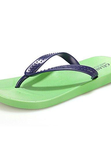 NTX/Herren Schuhe Outdoor/Casual Gummi Sandalen Blau/grün/rot blue us8.5 9 / eu41 / uk7.5 8 / cn42