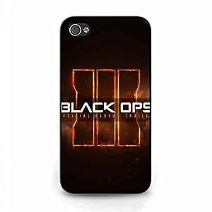 Popular Game Call Of Duty Funda Case iPhone 4/iPhone 4S Funda Case Custom Design Funda Case