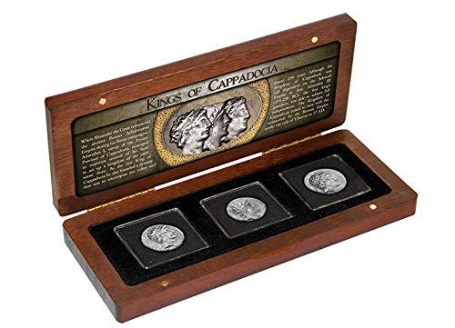 ahorrar en el despacho IMPACTO IMPACTO IMPACTO COLECCIONABLES Moneda Antigua - Colección de 3 Monedas de los 3 Reyes de Capadocia.  ahorra 50% -75% de descuento