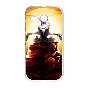 Disney The Lion King Character Rafiki Motorola G Cell Phone Case White Customized Toy pxf005_9719364