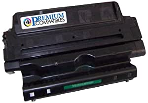 Premium Compatibles Inc. AL-160DRPC Replacement Ink and Toner Cartridge for Sharp Printers, Black