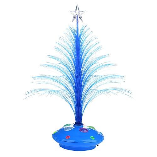 Amazon Com Icocol Merry Led Color Changing Mini Christmas Xmas Tree
