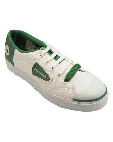 Dunlop Green Flash White Size 13