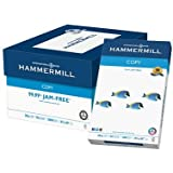 Hammermill Paper, Copy Plus , 20 lb, 8.5 x 14, Legal, 92 Bright, 500 Sheets / 1 Ream (105015), Made in the USA (500 Sheets (10))