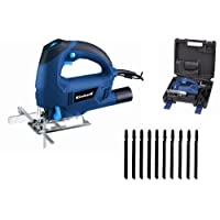 Einhell - BT-JS 650 E Kit - Set caladora