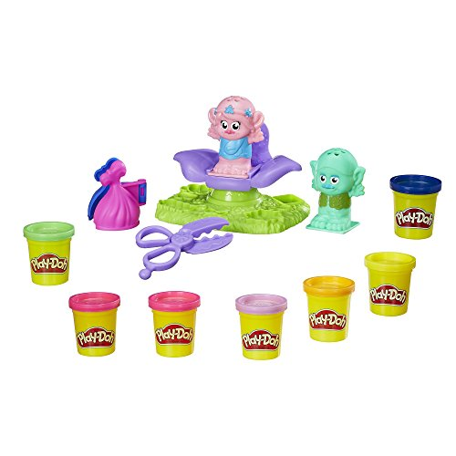 Play-Doh DreamWorks Trolls Press 'n Style Salon -
