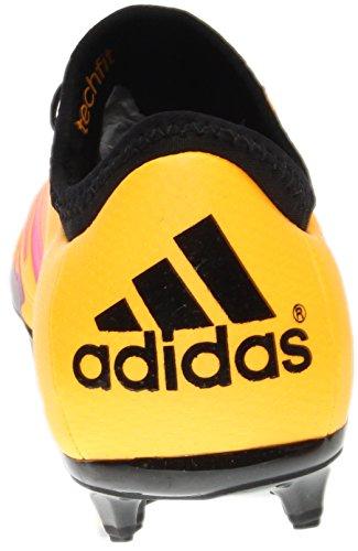 Adidas Kids' X 15,1 Fg / Ag Fodbold Klamper Sort, Guld