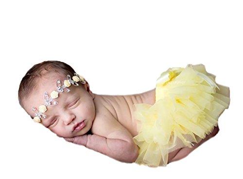 Cutie Baby Chiffon Bloomer Ruffles product image