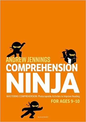 Comprehension Ninja for Ages 9-10: Amazon.es: Andrew ...