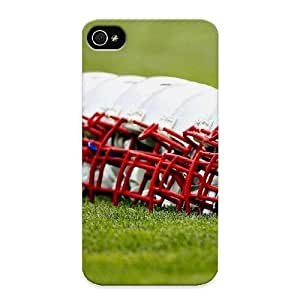 Honeyhoney Iphone 4/4s Hybrid Tpu Case Cover Silicon Bumper New England Patriots Helmet Pictures