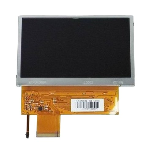 OSTENT Fix Repair Replacement LCD Display Screen Backlight Compatible for Sony PSP 1000 Game (Playstation One Lcd Screen)