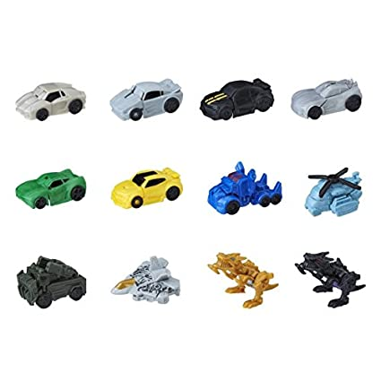 Transformers MV5 C0882 Tiny Turbo Changers Hasbro
