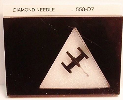 Durpower Phonograph Record Player Turntable Needle For Magnavox 1P3731, 1P3732, 1P3733, 1P3735, 1P3837, 1P3941, 1P3842 by Durpower
