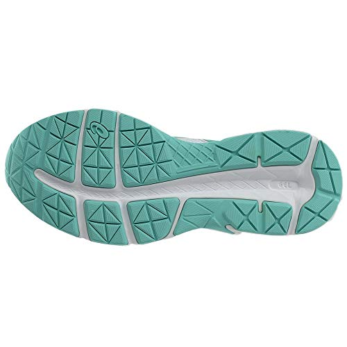 ASICS Gel-Contend 4 Women's Running Shoe, White/Aruba/Silver, 5 M US by ASICS (Image #6)
