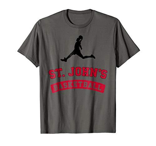 Vintage St. Johns Basketball Shirt from St. Johns Basketball Shirt