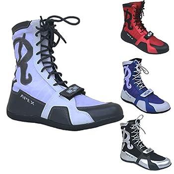 Image of Ringside Apex Elite Boxing Shoes Bag Gloves