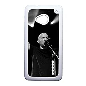Generic For Man Unique Print With Moby Abs For One M7 Htc Phone Case