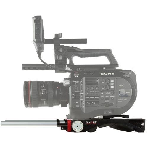 形状v-lockクイックリリースベースプレートfor Sony fs7 m2カメラ   B06Y3MKLSF