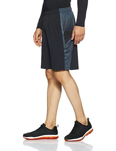 Shorts Men's 001 Graphite Supervent Under Armour Black ZAqwOxxt5