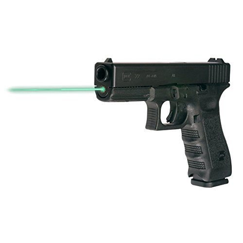 Guide Rod Laser (Green) For use on Glock 17/22/31/37 (Gen 1-3)
