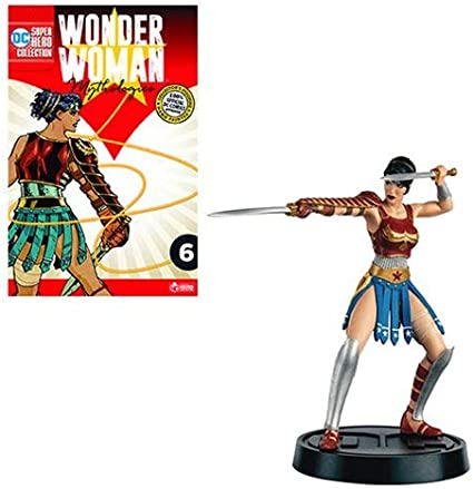 Eaglemoss DC Wonder Woman Mythology Debut 5 Inch Figure NEW IN STOCK