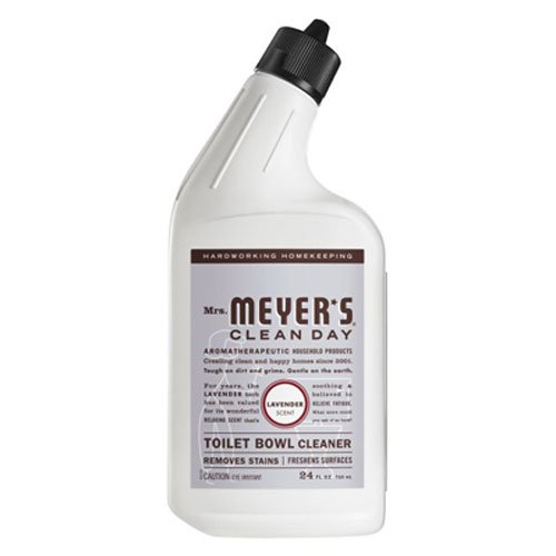 Mrs. Meyer's Clean Day Toilet Bowl Cleaner, 24 oz
