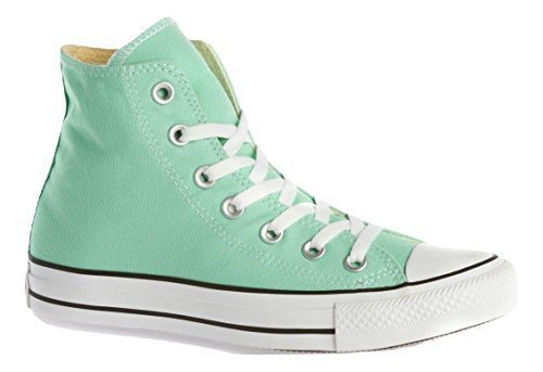 Converse Chuck Taylor All Star Seasonal Color Hi (12.5 B(M) US Women/10.5 D(M) US Men, Beach Glass)