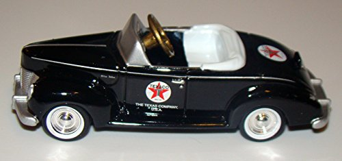Deluxe Pedal Car (Gearbox 1940 FORD Deluxe Coupe Black Texaco 1/55 Scale 3½-inch Pedal Car (Series 9))