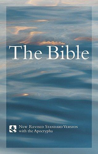 Economy Bible-NRSV-Apocrypha