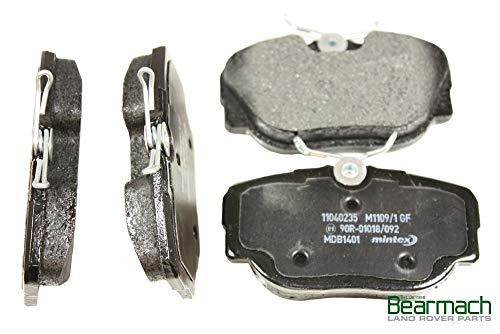 MINTEX - Rear Brake Pads Part# STC1879