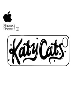 KatyCats Fanclub Mobile Cell Phone Case Cover iPhone 5&5s Black